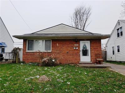Inkster Single Family Home For Sale: 26725 Oakland Street