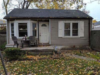 Royal Oak Single Family Home For Sale: 3343 Garden Avenue