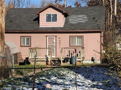 Warren Single Family Home For Sale: 8671 Toepfer Road