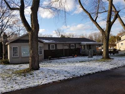 Single Family Home For Sale: 3166 Arbutus Street