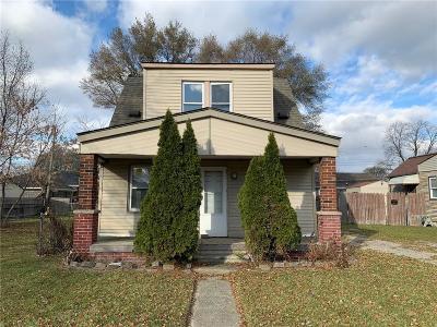 Warren Single Family Home For Sale: 8419 Timken Avenue