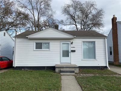 Warren Single Family Home For Sale: 21220 La Salle Boulevard