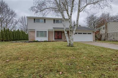 Grosse Ile Twp Single Family Home For Sale: 8285 Concord Road