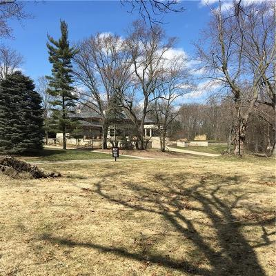Bloomfield Twp Single Family Home For Sale: 4840 Dover Road