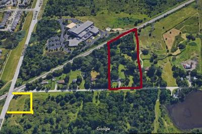 Novi Residential Lots & Land For Sale: 27110 Taft Road