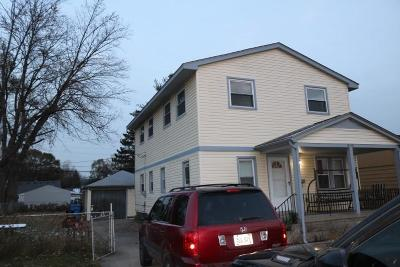 Dearborn Heights Single Family Home For Sale: 8468 Fenton Street