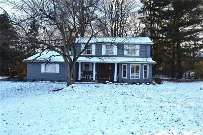 BLOOMFIELD Single Family Home For Sale: 792 Foxhall Road