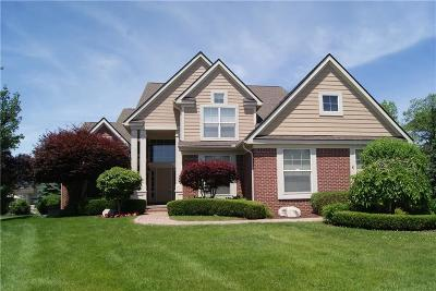 West Bloomfield Twp MI Single Family Home For Sale: $429,000