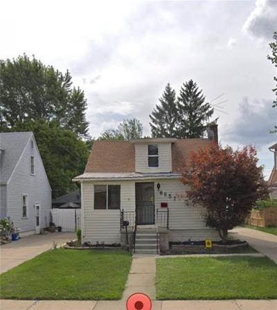 Dearborn Heights Single Family Home For Sale: 6657 Parkland Street