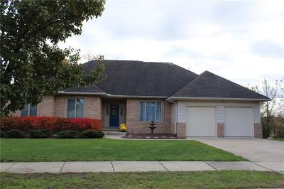 Brighton Single Family Home For Sale: 1032 Long Leaf Court