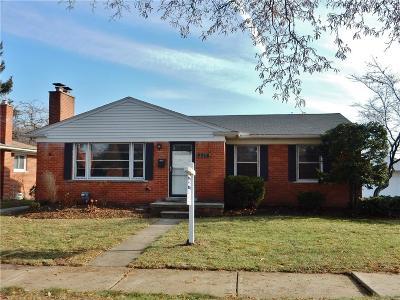 Livonia, Farmington, Farmington Hills, Northville Twp, Novi Single Family Home For Sale: 9312 California Street