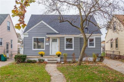 Wyandotte Single Family Home For Sale: 4485 17th Street
