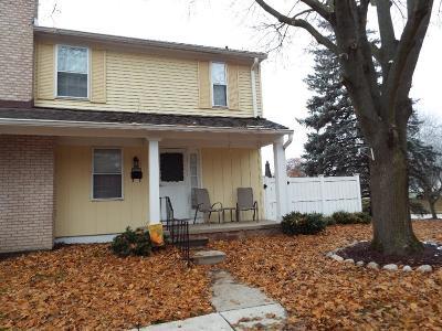 Novi Condo/Townhouse For Sale: 20960 E Glen Haven Circle