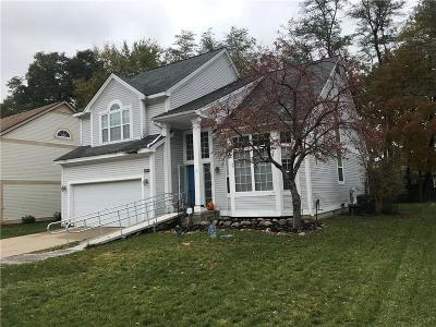 Waterford, Waterford Twp Single Family Home For Sale: 6914 Fox Lane
