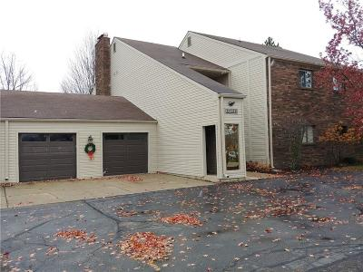 Grosse Ile Twp MI Condo/Townhouse For Sale: $99,000