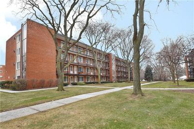 Royal Oak Condo/Townhouse For Sale: 2915 W 13 Mile Road #309