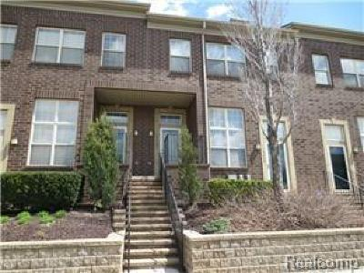 Dearborn Condo/Townhouse For Sale: 4338 Schaefer Road