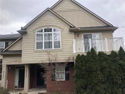 Salem, Salem Twp, Canton, Canton Twp, Plymouth, Plymouth Twp Rental For Rent: 4218 Elizabeth Avenue