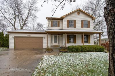 Rochester Hills Single Family Home For Sale: 3271 Donley Avenue