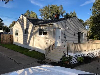 Shelby Twp, Utica, Sterling Heights Single Family Home For Sale: 4980 Auburn Road