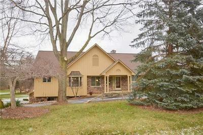 Oakland Twp Single Family Home For Sale: 5825 Paint Valley Drive