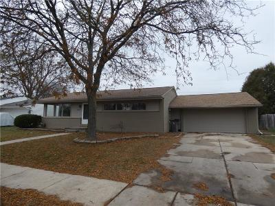 Shelby Twp, Utica, Sterling Heights, Clinton Twp Single Family Home For Sale: 22357 Thomson Street