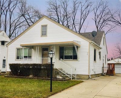 Royal Oak Single Family Home For Sale: 4507 Elmhurst Avenue