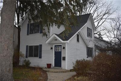 Rochester Single Family Home For Sale: 516 Ludlow Avenue