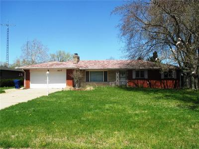 Berrien County Single Family Home For Sale: 237 Eloise Drive