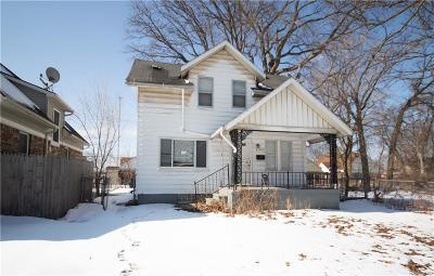 Royal Oak, Royal Oak Twp Single Family Home For Sale: 21051 Woodside Avenue