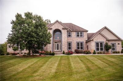 City Of The Vlg Of Clarkston, Clarkston, Independence, Independence Twp Single Family Home For Sale: 6925 Stone Drive