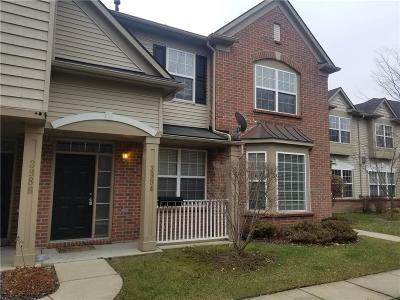 Salem, Salem Twp, Canton, Canton Twp, Plymouth, Plymouth Twp Rental For Rent: 3994 Radcliff Drive