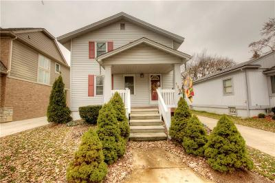 Birmingham Single Family Home For Sale: 1364 Humphrey Avenue