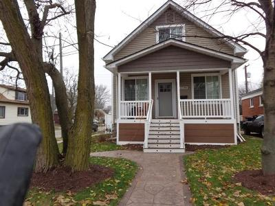 Wyandotte Single Family Home For Sale: 2398 12th St