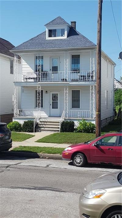 Hamtramck Multi Family Home For Sale: 11387 Moran Street
