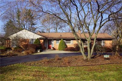 Bloomfield Twp Single Family Home For Sale: 969 Hickory Heights Drive