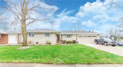 Livonia Single Family Home For Sale: 28508 Sunnydale Street