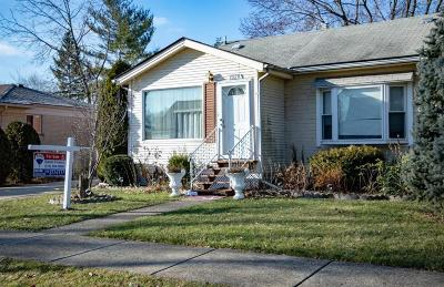 Dearborn Heights Single Family Home For Sale: 7029 Kinmore Street