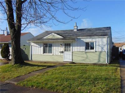 St Clair Shores, Roseville, Fraser, Clinton Twp, Harrison Twp Single Family Home For Sale: 28827 Rosemont Street