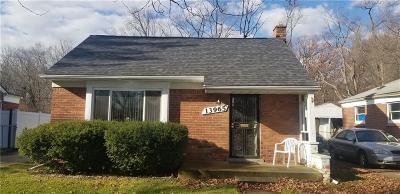 Detroit Single Family Home For Sale: 13965 Bramell Street
