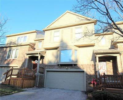 West Bloomfield, West Bloomfield Twp Condo/Townhouse For Sale: 4220 Breckenridge