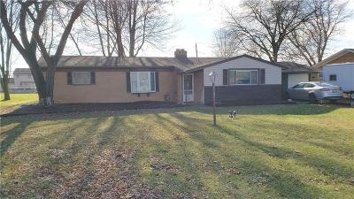 Chesterfield Twp Single Family Home For Sale: 25636 21 Mile Road