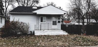 Ferndale Single Family Home For Sale: 1334 Bertha Street