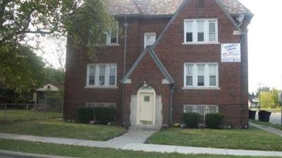 Detroit Multi Family Home For Sale: 11255 Charlemagne Street