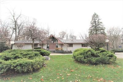 Farmington Hills Single Family Home For Sale: 21301 Woodhill