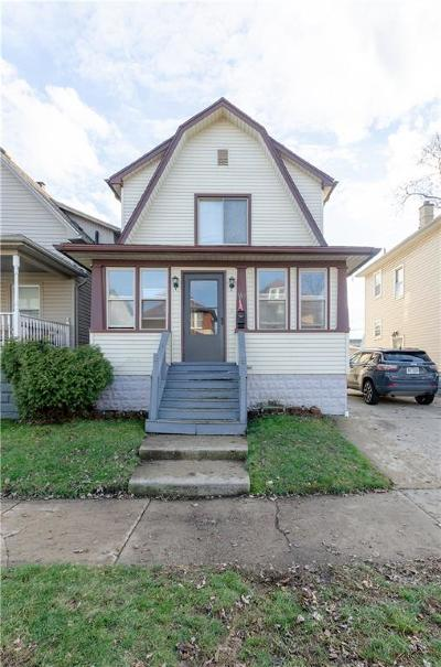Wyandotte Single Family Home For Sale: 167 Bondie Street