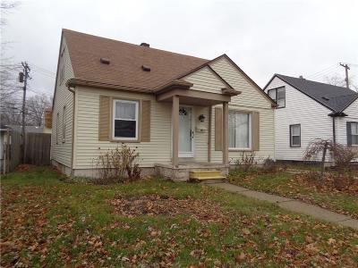 Wayne Single Family Home For Sale: 33540 Annapolis Street