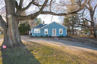 Macomb Twp Single Family Home For Sale: 48515 Romeo Plank Road