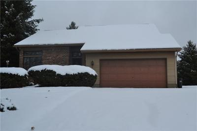 Single Family Home For Sale: 3432 Timberview Trail