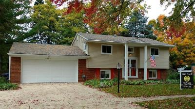 Commerce Twp Single Family Home For Sale: 2738 Red Arrow Drive